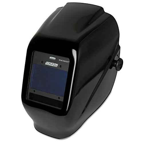 Jackson Safety 40713 W40 Insight Variable ADF Welding Helmet - HaloX Black