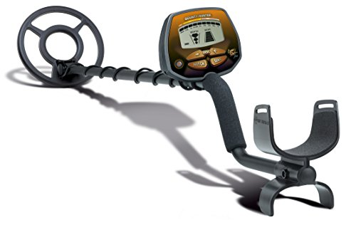 Bounty Hunter PROLONE Lone Star Pro Metal Detector, One Size, Black