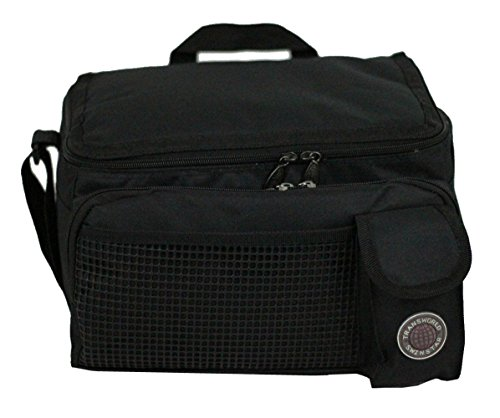Transworld Durable Deluxe Insulated Lunch Cooler Bag (Many Colors and Size Available) (12'x10'x8...
