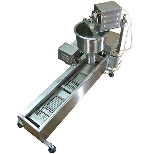 Donut machine/donut Fryer machine/donut maker/donut machinery/auto donut producer/Electric Cake Auto...