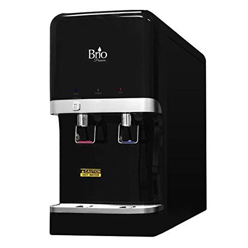 "Bottleless Countertop Water Dispenser w/ 6 Stage 10"" Standard Size Filter Housing R/O Filtration..."
