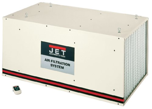 Jet 708615 AFS-2000 800/1200/1700 CFM 3 Speed Air Filtration System