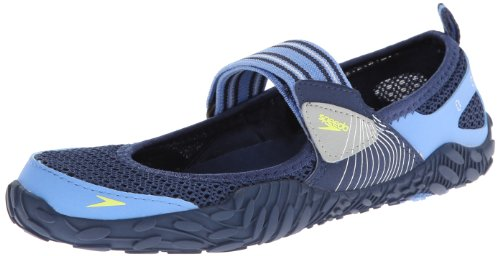 Speedo Women's Water Shoe Offshore Strap - Manufacturer Discontinued,Insignia Blue/Provence,5 Womens...