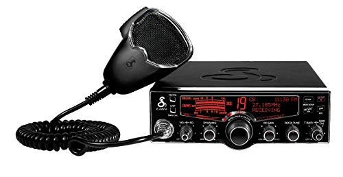 Cobra 29Lx Professional CB Radio - NOAA Weather Channels and Emergency Alert System, Selectable...