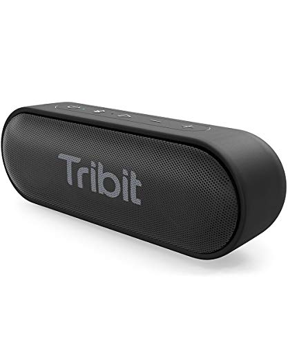 Tribit XSound Go Bluetooth Speakers - 12W Portable Speaker Loud Stereo Sound, Rich Bass, IPX7...