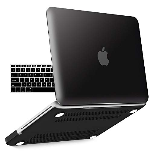 IBENZER MacBook Pro 13 Inch case A1278 Release 2012-2008, Plastic Hard Shell Case with Keyboard...