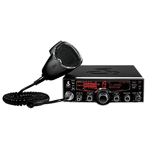 Cobra 29LX LCD CB Radio with Weather ( Certified Refurbished)