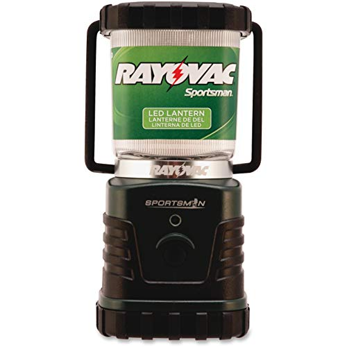 Rayovac Sportsman LED Camping Lantern Flashlight, 305 Lumens Battery Powered LED Lanterns for...