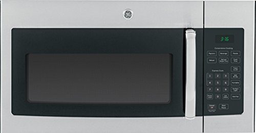 GE JVM3160RFSS 30' Over-the-Range Microwave Oven in Stainless Steel