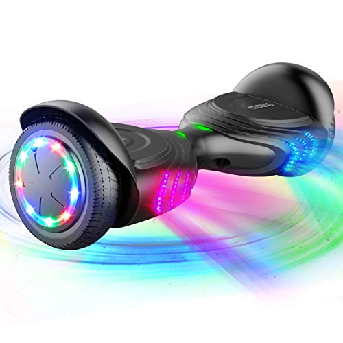 TOMOLOO Hoverboard, Electric Self-Balancing Smart Scooter, UL 2272 Certified Hover Board 6.5...