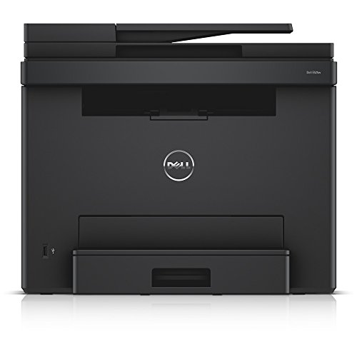 Dell E525W Wireless Color Printer with Scanner Copier & Fax