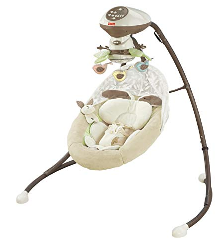 Fisher-Price My Little Snugabunny Cradle 'n Swing, One Size