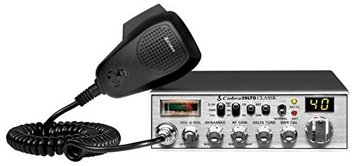 Cobra 29LTD 40-Channel CB Radio (Renewed)