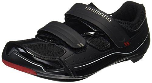 Shimano SH-R065 Cycling Shoe - Men's Black, 39.0