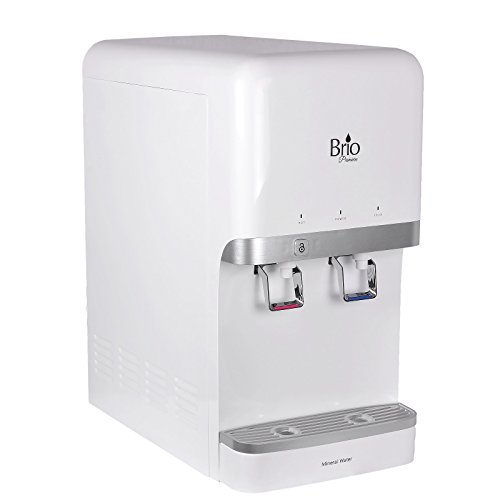"Bottleless Countertop Water Dispenser w/ 6 Stage 10"" Standard Size Filter Housing R/O Filtration..."