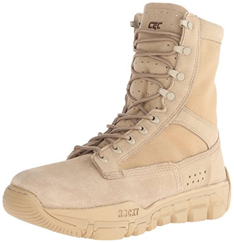 Rocky Men's 8' C5c Rkyc003, Desert Tan, 11.5 M US