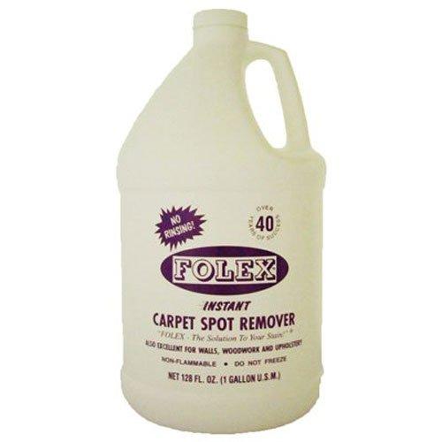 Folexport FSR128 Folex Gallon Spot Remover, 1, White Bottle