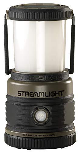 Streamlight 44931 Siege Compact, Cordless, 7.25' Alkaline Hand Lantern - Coyote - 540 Lumens