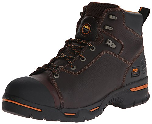 Timberland PRO Men's 52562 Endurance 6' Puncture Resistant Work Boot,Brown,10.5 M