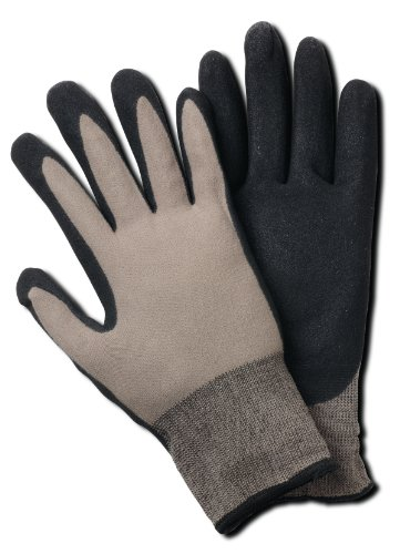 Magid BE337T Bella Men's Comfort Flex Coated Garden Glove, Medium/Large
