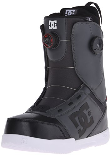 DC Men's Control Snowboard Boot, Dark Shadow, 10D