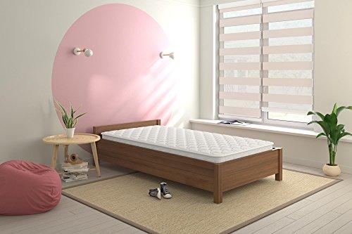 Signature Sleep 6' Hybrid Coil Mattress, Twin, White