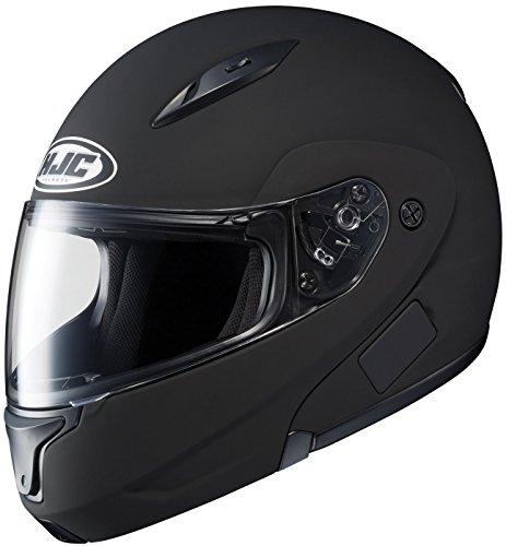 HJC Mens CL-Max 2 Modular Motorcycle Helmet Matte Black XXXXL 4XL
