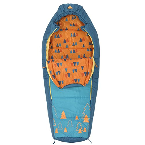 Kelty Woobie 30 Degree Kids Sleeping Bag - Veridian
