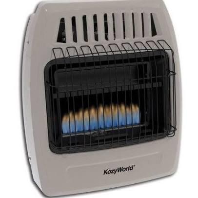 Kozy World Propane (LP) Ambient Space Heater