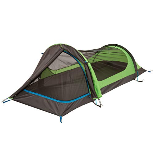 Eureka! Solitaire AL 1 Person, 3 Season, Camping and Backpacking Tent