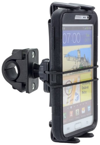Arkon Bike Handlebar Phone Mount for iPhone X 8 7 6S Plus 8 7 6S Galaxy Note 8 5 Galaxy S8 S7 Retail...