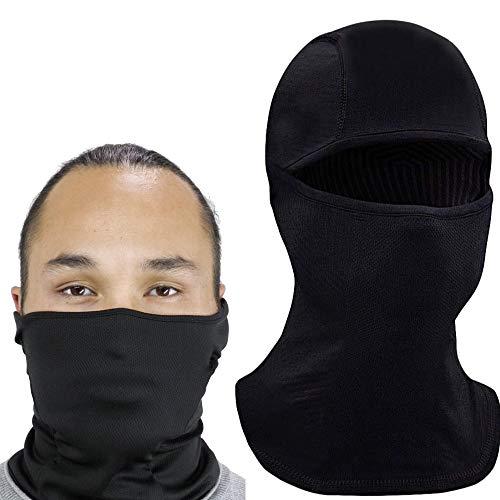 Self Pro Face Mask Balaclava Protection from Dust, UV & Aerosols - Reusable Bandana Face Cover