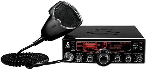 Cobra 29LX Professional CB Radio - Emergency Radio, Travel Essentials, NOAA Weather Channels and...