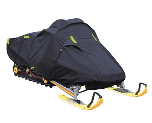 Trailerable Snowmobile Snow Machine Sled Cover fits Polaris 800 RMK 155 2005 2006 2007 2008 2009...
