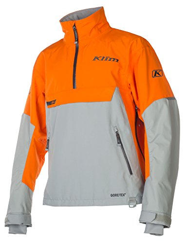 KLIM Mens Powerxross Parka Jacket, Orange, X-Large