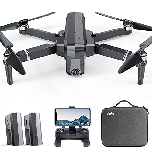 Ruko F11 Pro Drones with Camera for Adults 4K UHD Camera Live Video 30 Mins Flight Time with GPS...