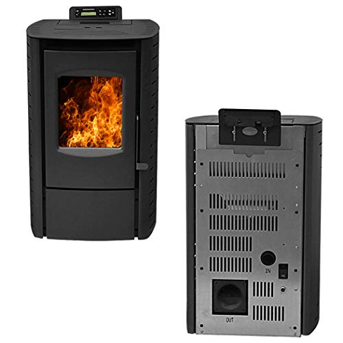 LANDOVE Nextstep Serenity Wood Pellet Stove with Smart Controller