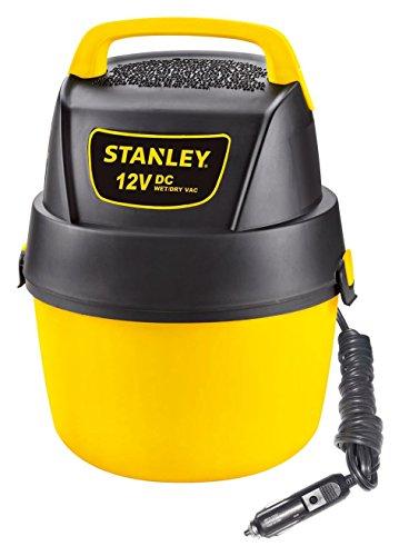 Stanley Wet/Dry Vacuum, 1 Gallon, 12-Volt DC