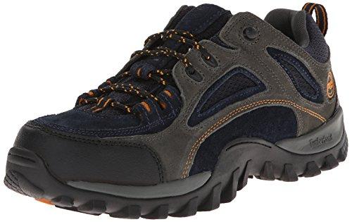 Timberland PRO Men's Mudsill Steel Toe Oxford Shoe,Blue/Blue,12 M