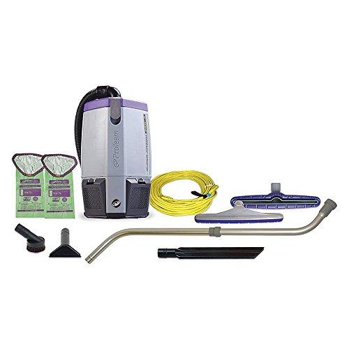 ProTeam 107310 Super Coach Pro 6 Commercial Backpack vacuum - 6 QT.
