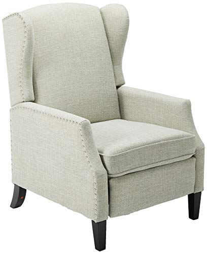 Christopher Knight Home Tamsin Fabric Mid-Century Club Chair, Wheat