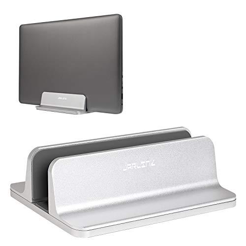 JARLINK Vertical Laptop Stand, Adjustable Laptop Holder Desktop Stand with Adjustable Dock Size (up...