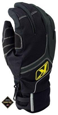 Klim Snowmobile Gloves - PowerXross, Black Large