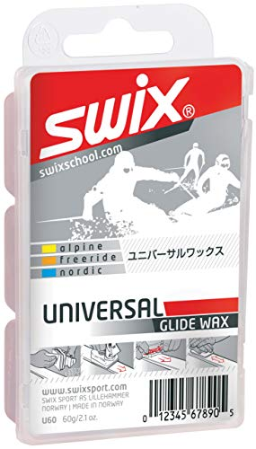 Swix Universal Glide Wax Sz 60g