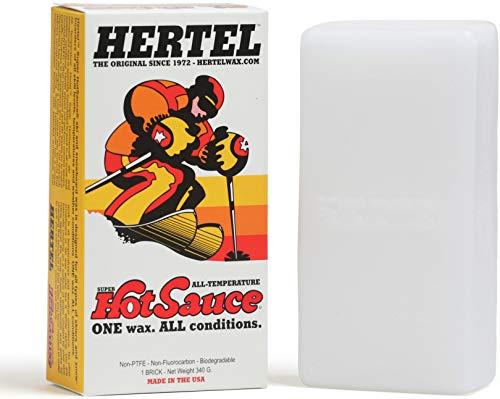 Super Hot Sauce - All Temperature Ski and Snowboard wax