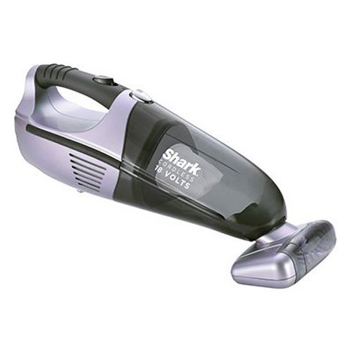 Shark Pet-Perfect II Cordless Bagless Hand Vacuum for Carpet and Hard Floor with Twister Technology...