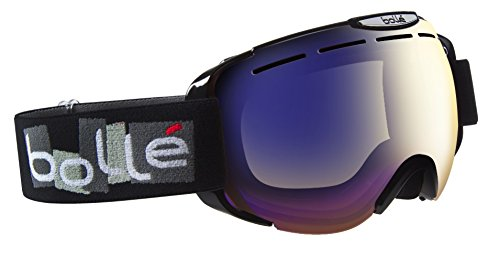 Bolle Scream II Ski Goggles, Shiny Black