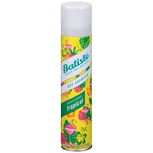 Batiste Dry Shampoo, Tropical Fragrance, 6.73 fl. oz.