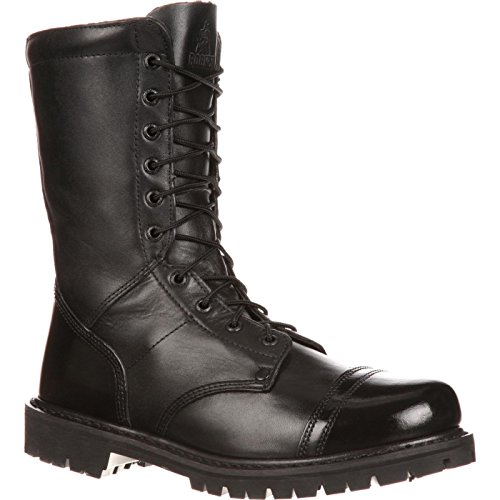 Rocky Duty Men's Modern Paraboot,Black,10 M