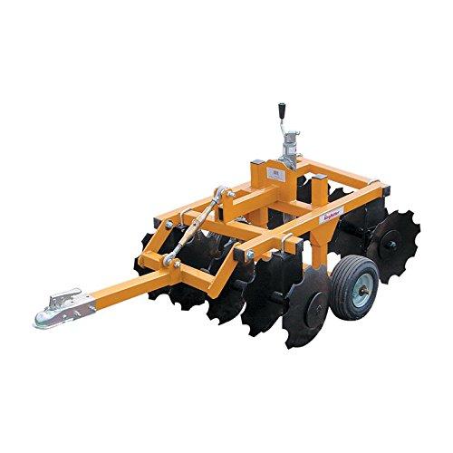 King Kutter Tow-Behind Garden Tractor/ATV Compact Disc - 33in. Working Width, Model Number...